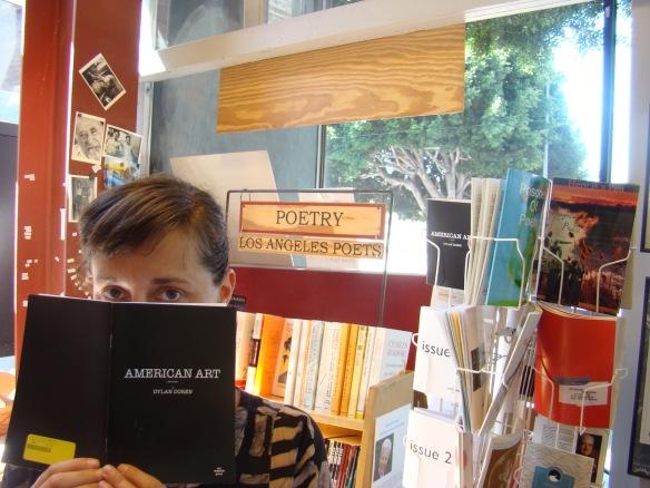 AMERICAN ART (the book) by DYLAN DOREN